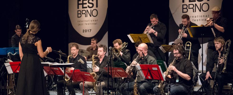 Concept Art Orchestra na JazzFestuBrno 2017 / Foto Martin Zeman