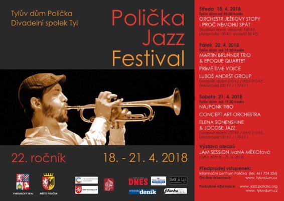 Policka_Jazz_2018_plakat