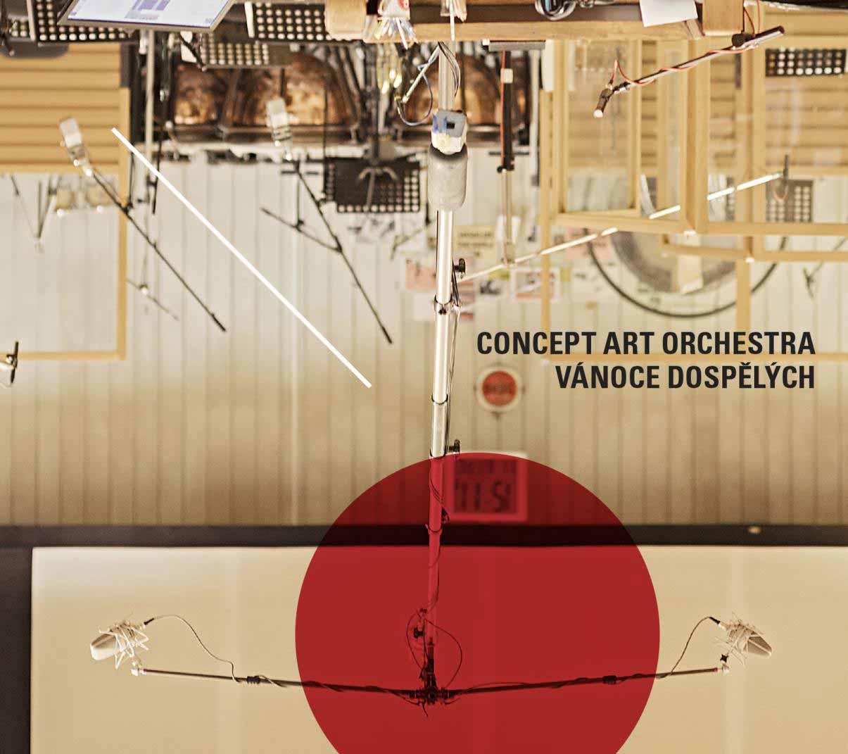 Concept Art Orchestra v Jazz Docku
