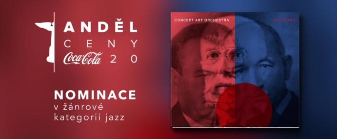 Album 100 Years (Země stoletá) získalo nominaci na cenu Anděl v jazzové kategorii.
